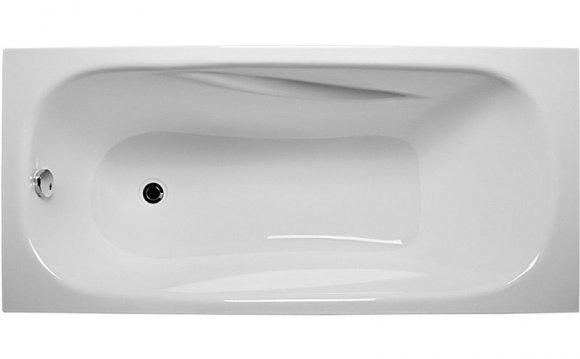 Акриловые ванны 170х70 см