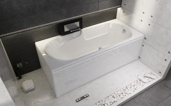 FUTURE 170х75 ванна акриловая