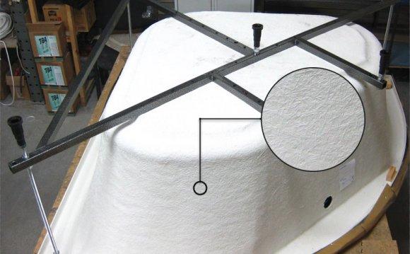 Структура армирующего слоя