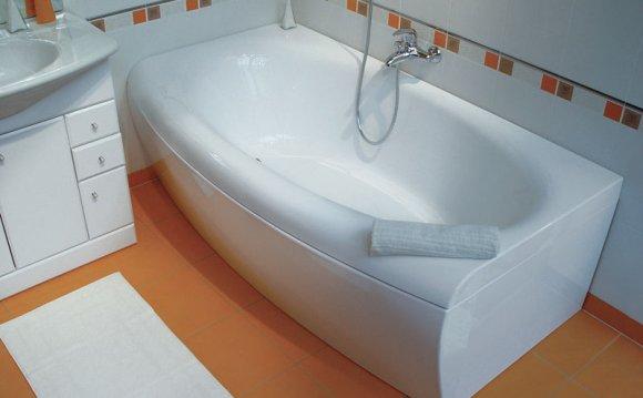 какие акриловые ванны