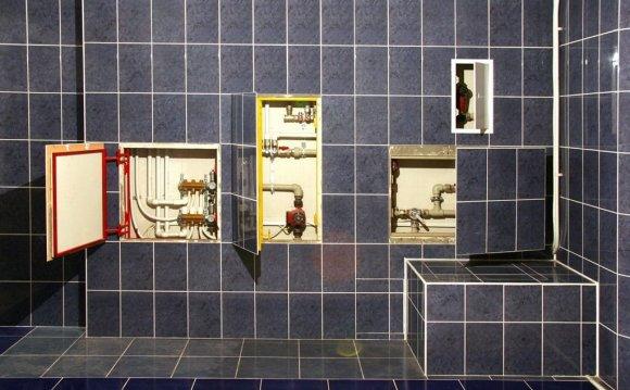 ревизионные лючки для туалета