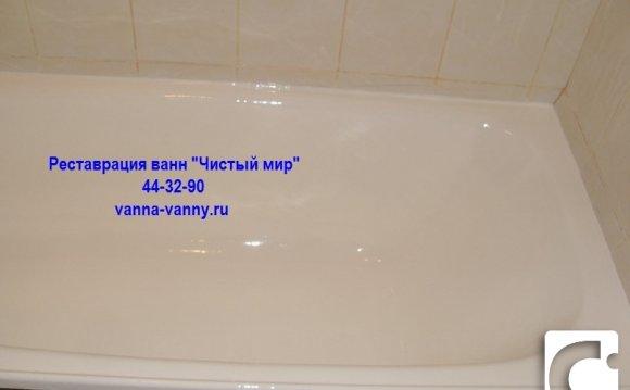 Акриловая ванна-вставка и