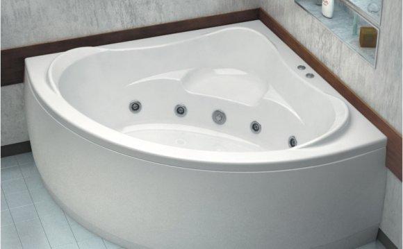 Ванна акриловая BAS Мега