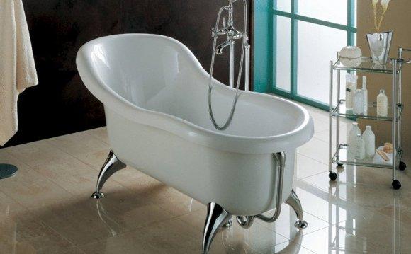 Ванна сидячая чугунная 120×70